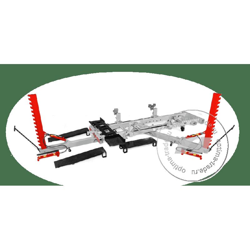 Стапель для правки кузовов
