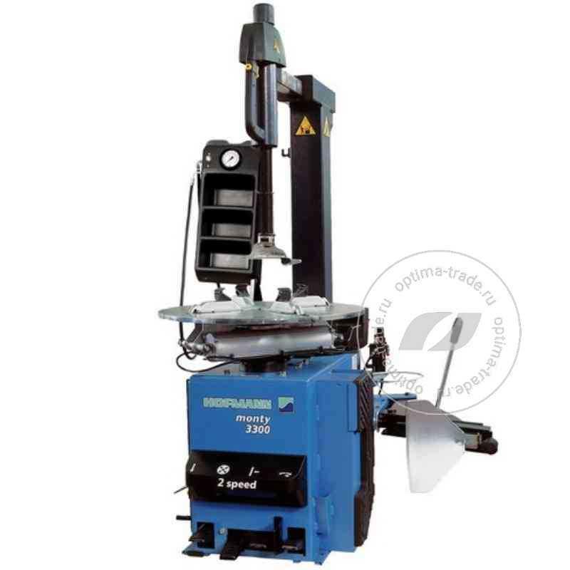 Hofmann Monty 3300-24 2–speed - автоматический шиномонтажный станок