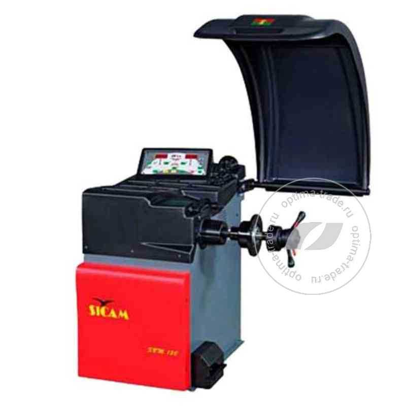 Балансировочный станок с автоматическим вводом 2 параметров - Sicam SBM 130