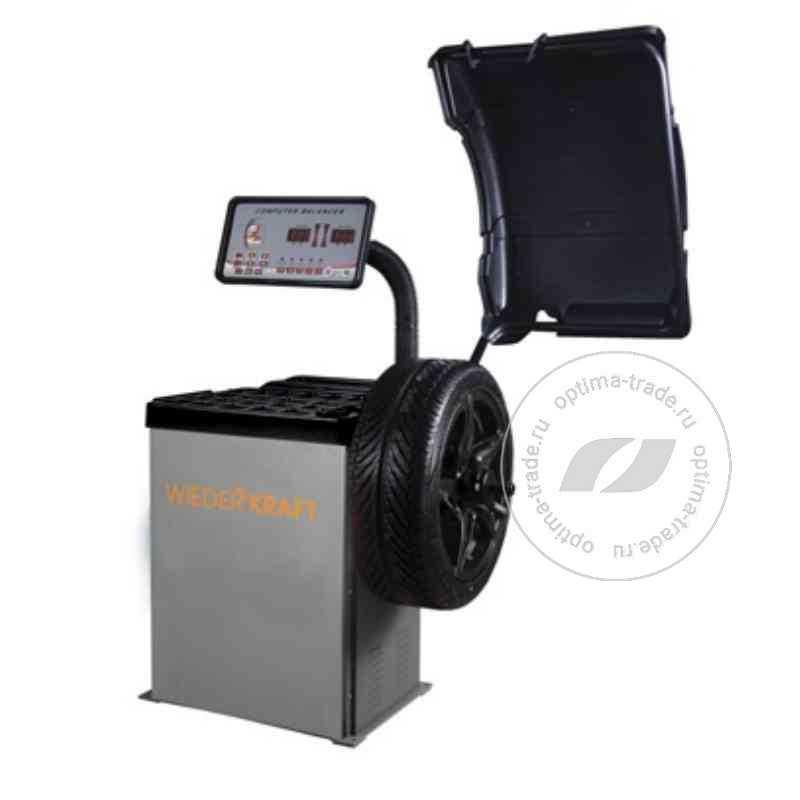 Полуавтоматический балансировочный станок - WiederKraft WDK-706222
