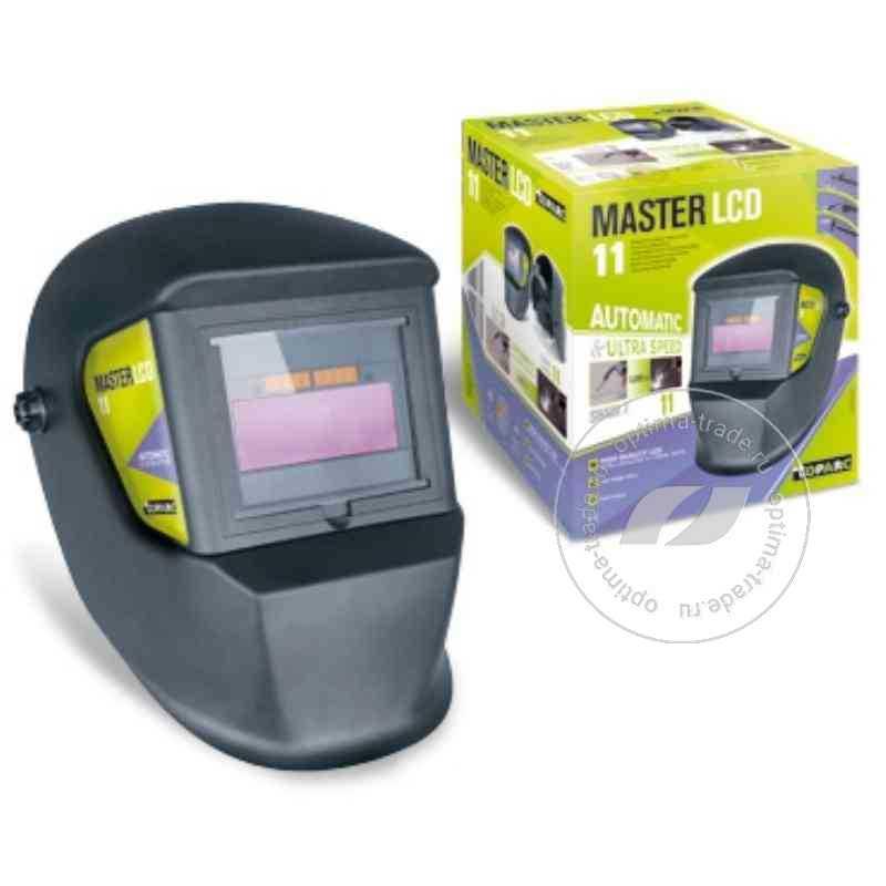 Маска сварщика электронная - MASTER LCD 11