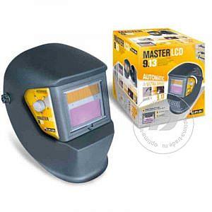 Маска сварщика электронная с регулировкой затемнения - MASTER LCD 9/13