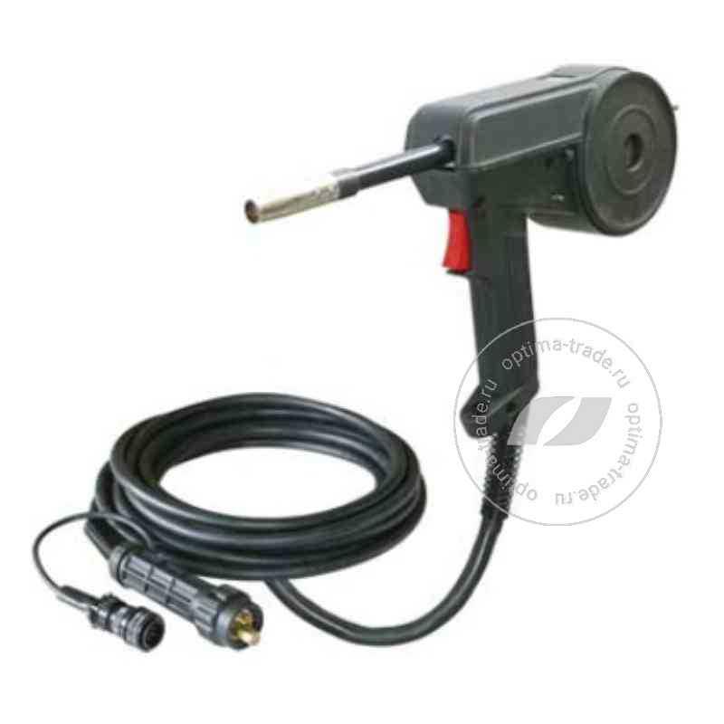 Горелка SPOOL GUN 150 А с механизмом подачи - RedHotDot 041486