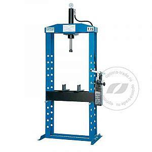 Пресс напольный гидравлический усилие 15 т. - Werther PR15/PM (OMA653)