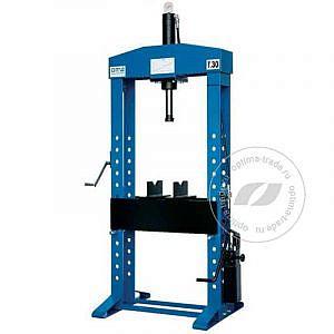 Пресс напольный гидравлический усилие 30 т. - Werther PR30/PM (OMA656)
