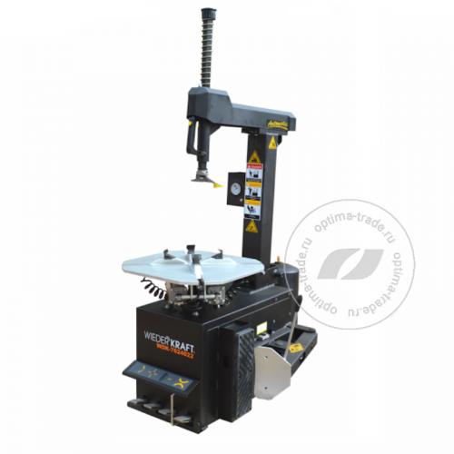 WiederKraft WDK-7624022 - шиномонтажный станок , автомат, для дисков ø10-24″, 220 В, со взрывной накачкой? Wiederkraft WDK-7624022N