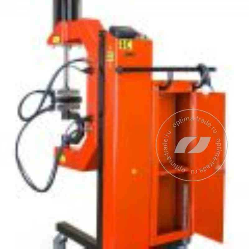 Сибек ЭЛЬФ-П - вулканизатор напольный подкатной для шин грузовых авто