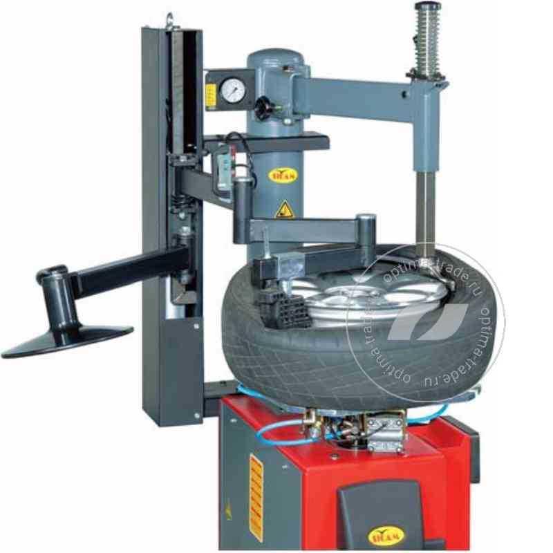 Устройство для монтажа/демонтажа низкопрофильных шин - Tecnoroller SWING ARM