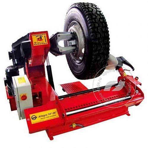 Шиномонтажный станок для грузовых колес, ø14-26″ Allegro 06 00 (380 В)