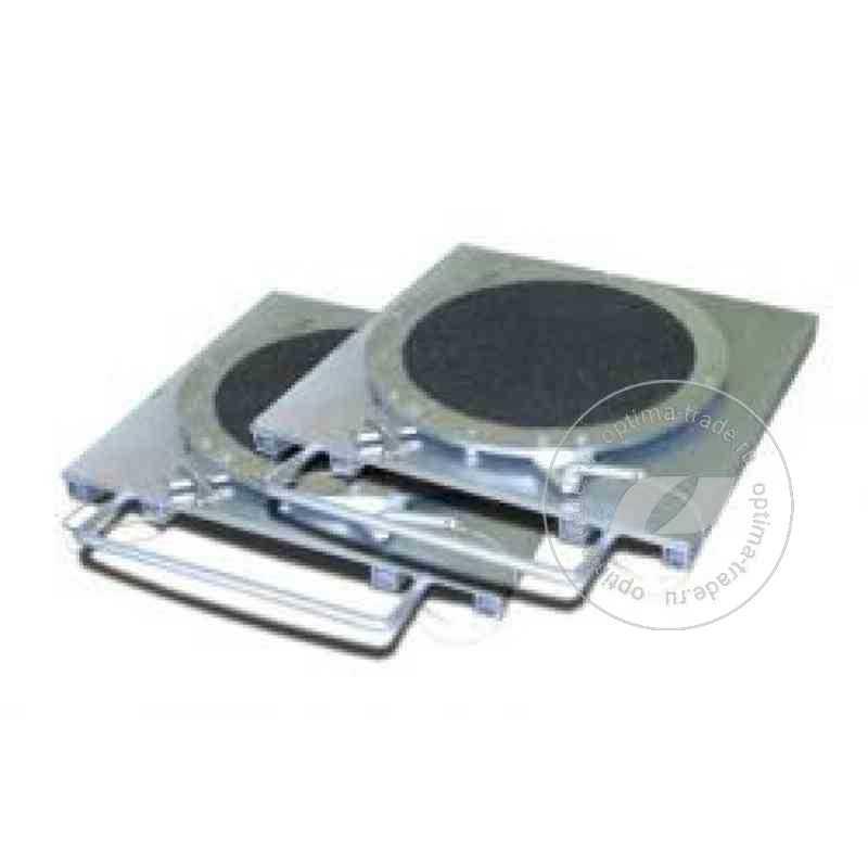 Передние поворотные платформы (круги) 008-05, применяются с 3D стендами