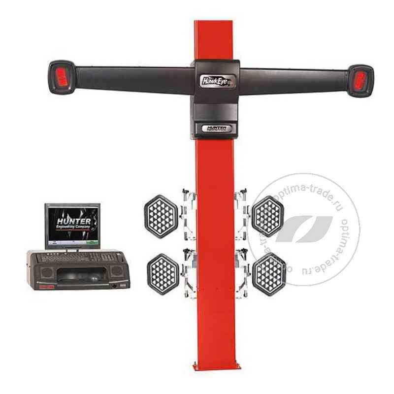 Стенд сход-развала 3D - Hunter PA100/17N-200FC1, без кабинета, 2 камеры, ProAlign