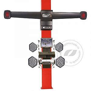 Hunter PA120/17N-200LZ1 - 3D стенд, стационарный кабинет, 2 камеры, эл./механический лифт