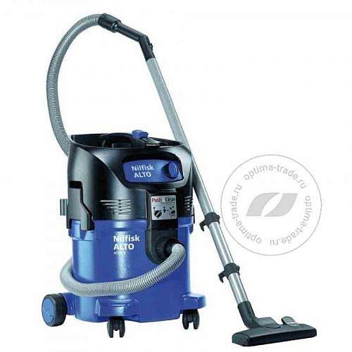 Nilfisk ATTIX 30-01 PC - пылесос для сбора сухой и жидкой грязи