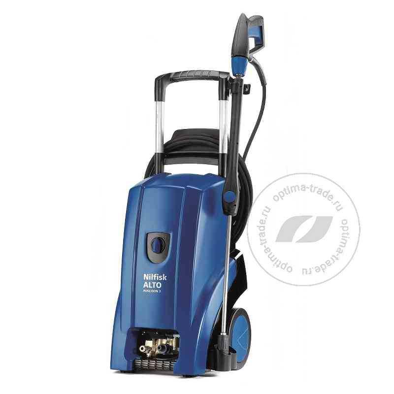 Nilfisk-Alto Poseidon 3-30 16A 230/1/50 EU - мобильный аппарат высокого давления без нагрева воды