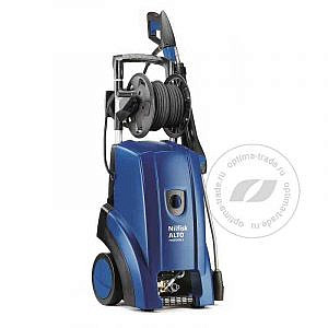 Nilfisk-Alto Poseidon 3-30 XT EU - мобильный АВД без нагрева воды, с катушкой для шланга, 220 В
