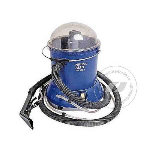 Nilfisk TW 300 CAR - пылесос для химчистки салонов автомобилей, ковровый экстрактор