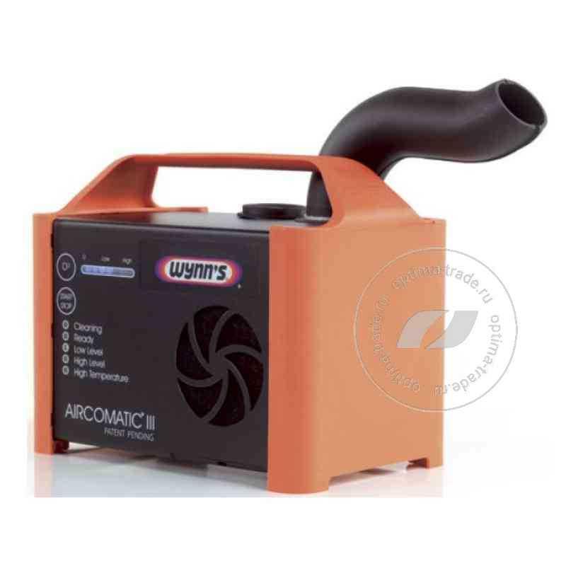 WYNN`S Aircomatic® III - установка для очистки системы кондиционирования и устранения неприятных запахов