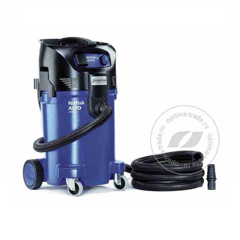 Nilfisk ATTIX 50-21 XC - пылесос для сбора сухой и жидкой грязи