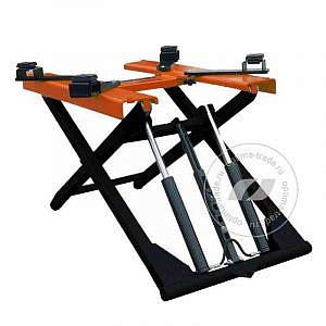 Ножничный мобильный подъемник WiederKraft WDK-503 (г/п - 3000 кг)
