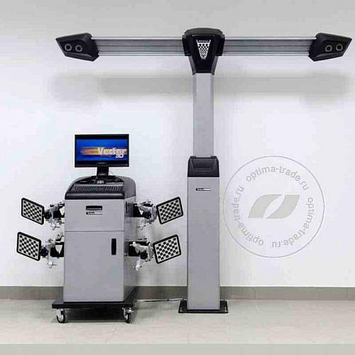 Техно Вектор T 7204 TPs - 3D стенд, мобильный кабинет (T-серия), 4 камеры, напольное исполнение, серия Premium