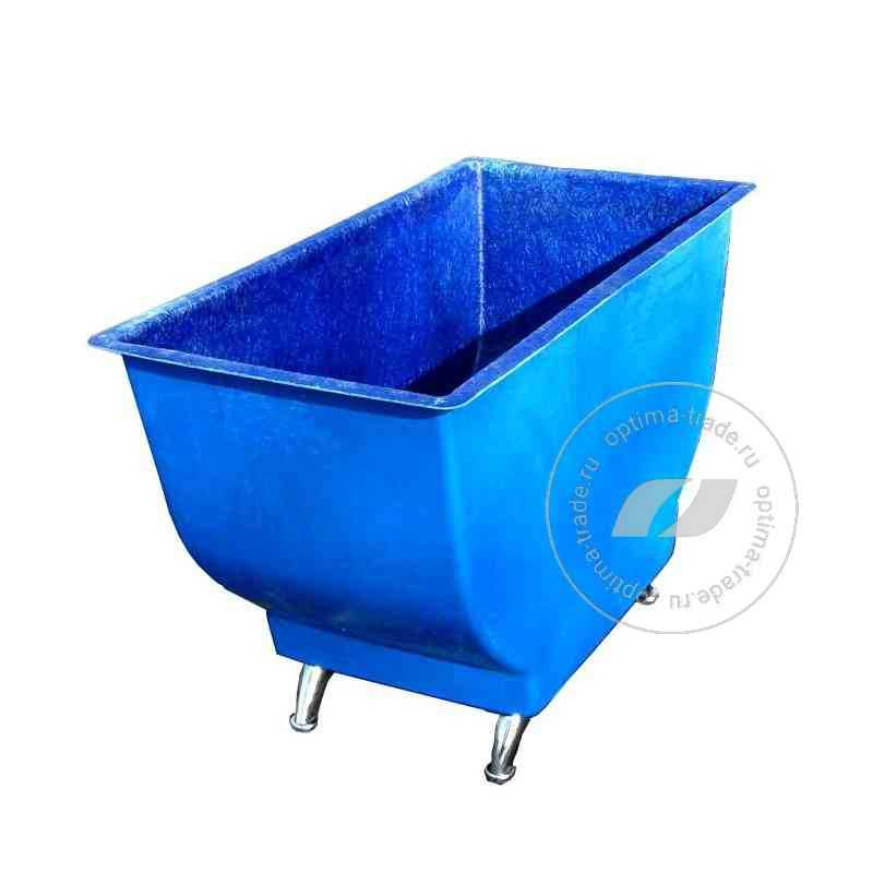 POLARUS VV - вертикальная ванна для проверки колес из стеклопластика
