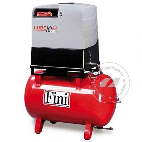 Fini CUBE SD 1010-270F - компрессор винтовой, ресивер 270 л., 7.5 кВт, 1050 л/мин, 380 В