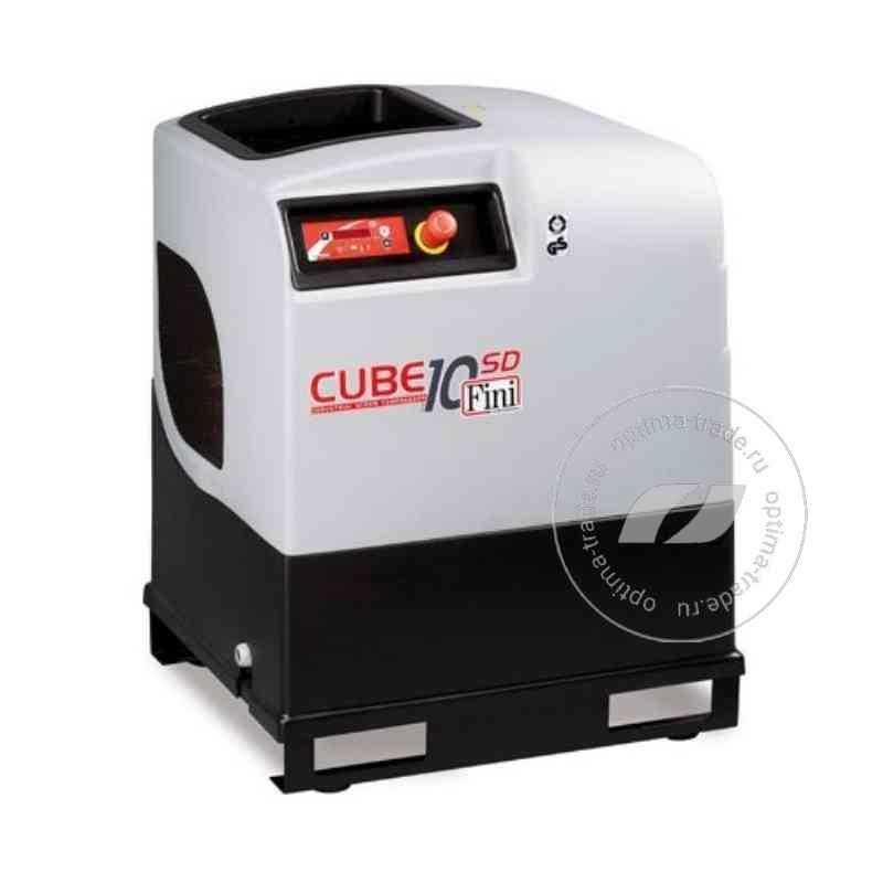 Fini CUBE SD 1010 - компрессор винтовой, без ресивера, 7.5 кВт, 1050 л/мин, 380 В