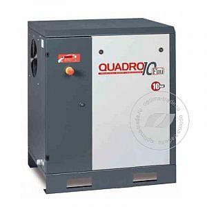 Fini QUADRO 1510 - компрессор винтовой, на раме, 11 кВт, 1500 л/мин, 380 В
