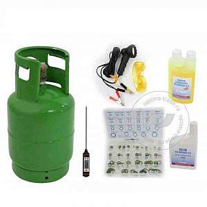 Фреон, масло, жидкости и др. аксессуары