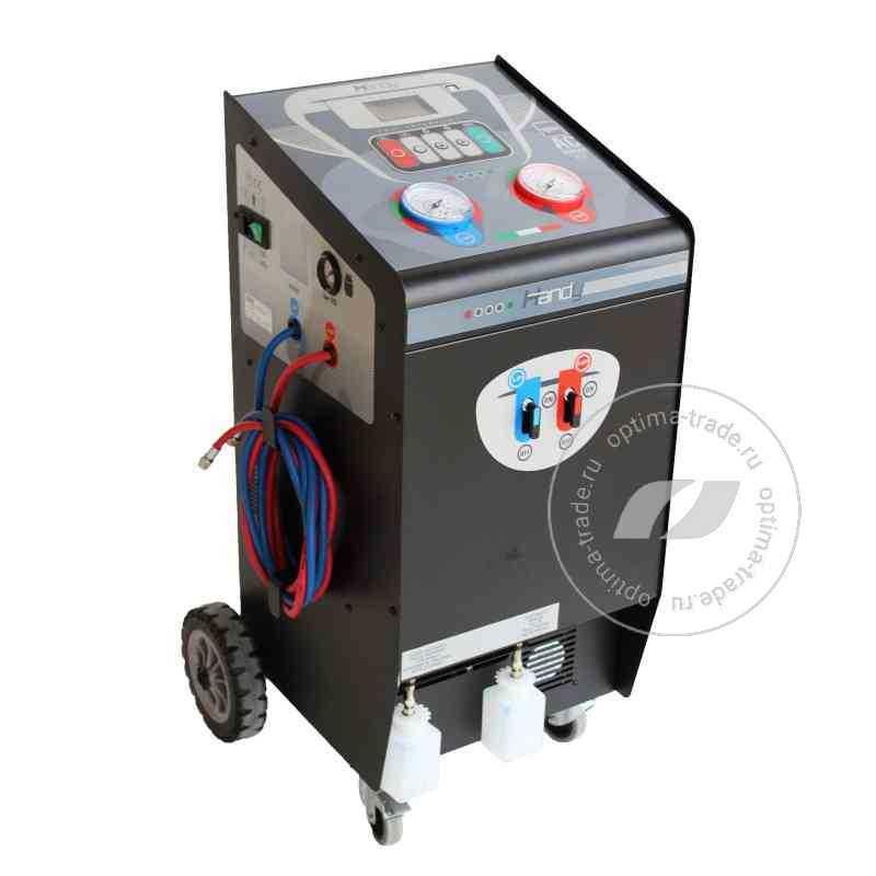 Spin Handy - установка для заправки кондиционеров , автомат, бак 10 л, мощ. насоса 70 л/мин.