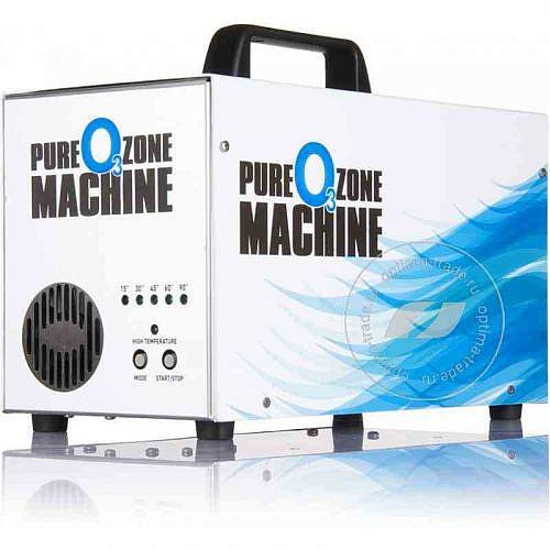 Spin Pure Ozone