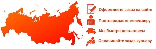 Доставка оборудования для автосервиса в регионы