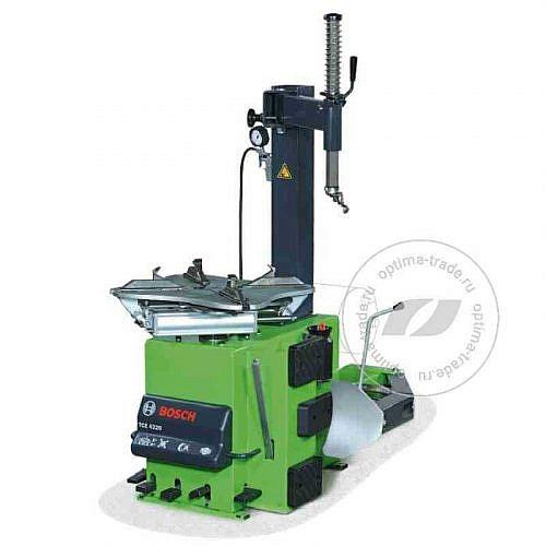 Bosch TCE 4220, Шиномонтажный станок полуавтомат Bosch, Шиномонтажный станок полуавтомат