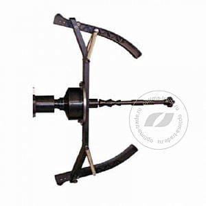 Trommelberg MJ-II.60 - адаптер для балансировки колес мотоциклов