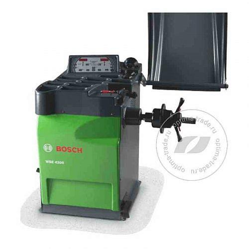 Bosch WBE 4200 цена, Bosch WBE 4200 купить, балансировка Bosch WBE 4200 , станок Bosch WBE 4200 , Bosch 4200 , WBE 4200 , 4200 , бош WBE 4200 , бош 4200