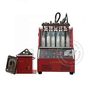 Launch CNC-602 - установка для тестирования и очистки форсунок, со снятием