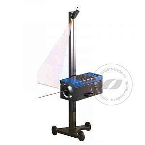 Werther PH2066/D/L2 - прибор для проверки и регулировки света фар, лазерный указатель