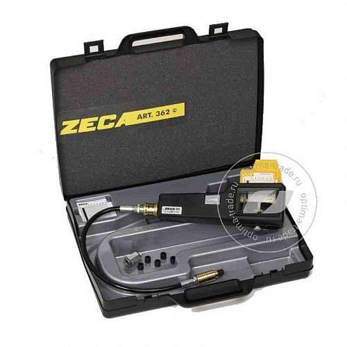Zeca 362 - компрессограф для бензиновых двигателей, 4-17 бар