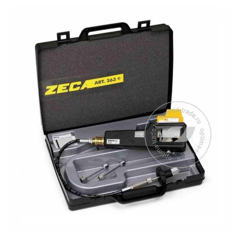 Zeca 363 - компрессограф для дизельных двигателей, 8-40 бар