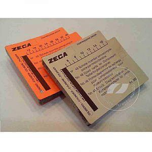 Zeca 365 - комплект сменных карточек