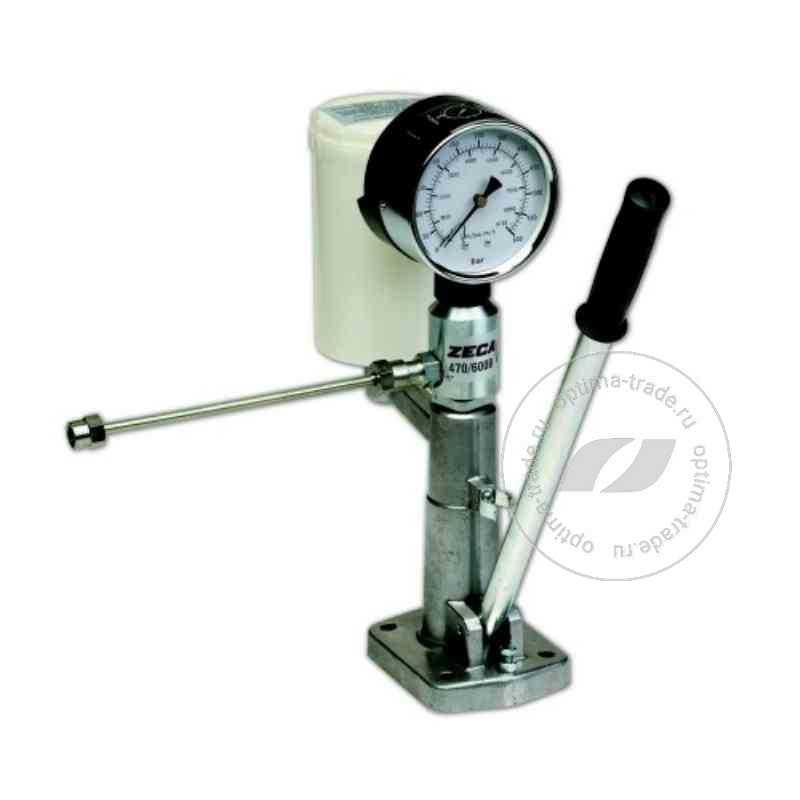 Zeca 470/600B - тестер давления для дизельных форсунок