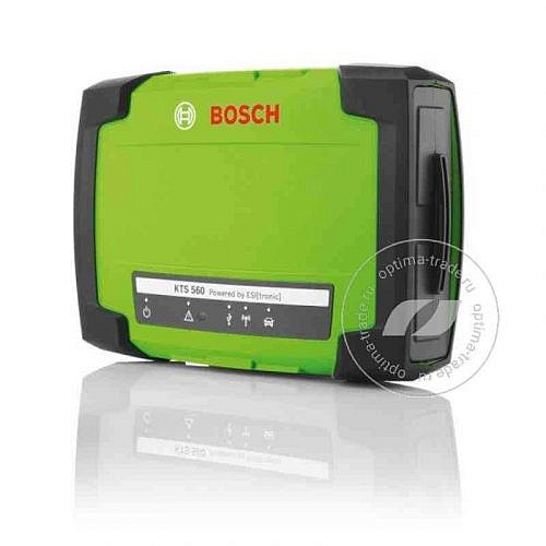 Bosch KTS 560 - мультимарочный диагностический сканер-тестер