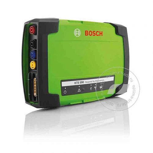 Bosch KTS 590 - мультимарочный диагностический сканер-тестер