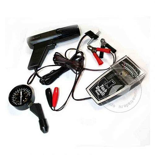 Jonnesway AR020009 - набор приборов для оперативной диагностики бензиновых ДВС.