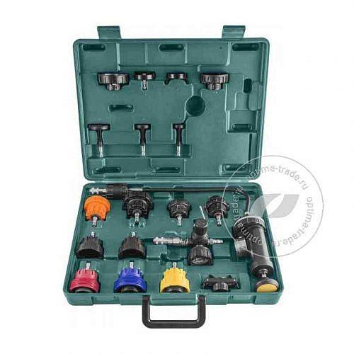 Jonnesway AE300100 - тестер для проверки герметичности радиатора