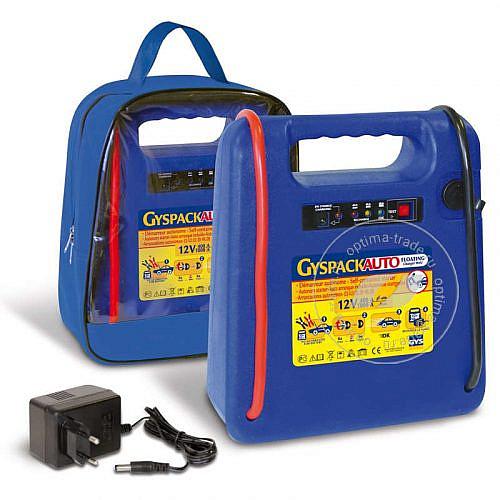 GYS Gyspack AUTO - пусковое устройство (бустер), пусковой ток 480 А, максимальный ток 1250 А