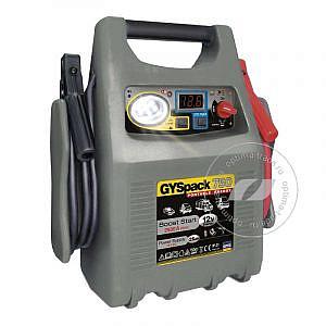 GYS Gyspack 750 - пусковое устройство (бустер), пусковой ток 750 А, максимальный ток 2500 А