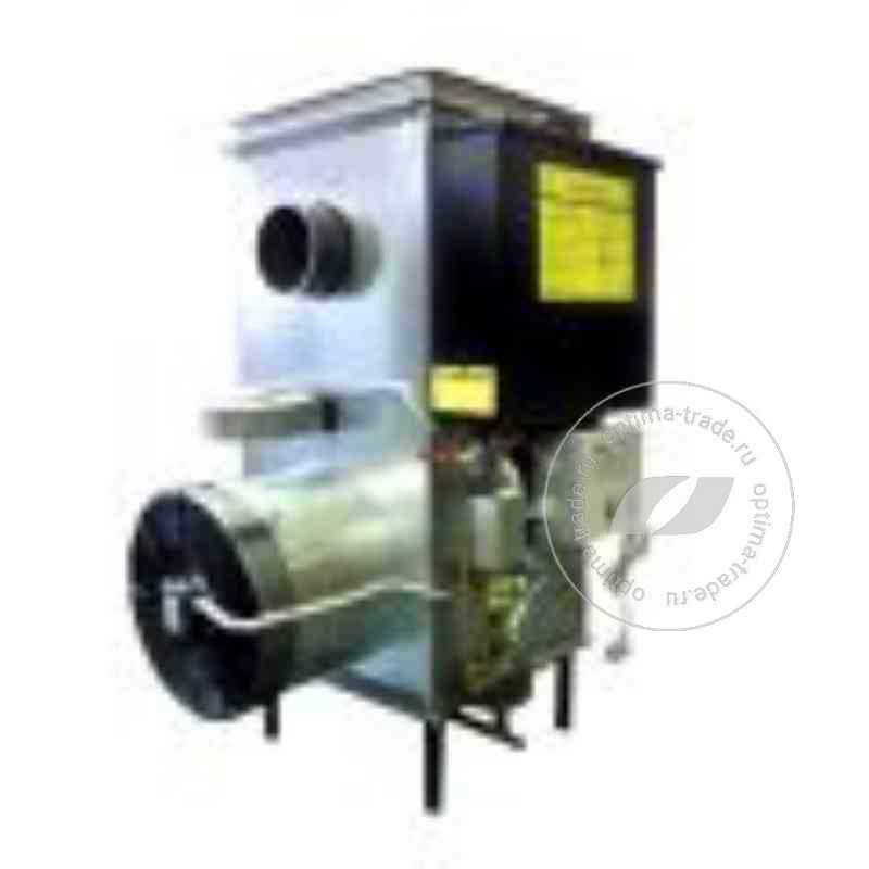 Polarus P11D - печь на отработанном масле, производительность 3000 м³/ч, с вентилятором