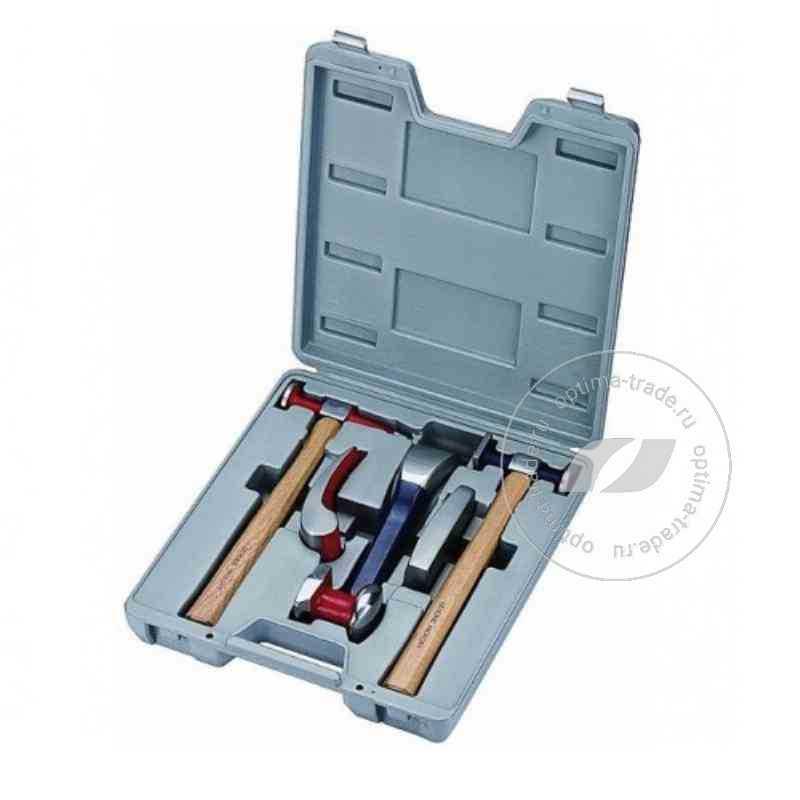 RedHotDot TH06005 - набор приспособлений для кузовных работ, 6 предметов