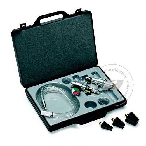 Zeca 417 - набор для заправки и диагностики систем охлаждения автомобиля